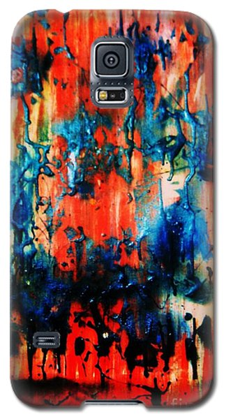 Fueled By Desire Galaxy S5 Case by Roberto Prusso