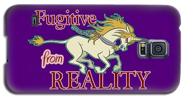 Fugitive Unicorn Galaxy S5 Case