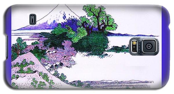 Fuji Yoshido Galaxy S5 Case by Roberto Prusso