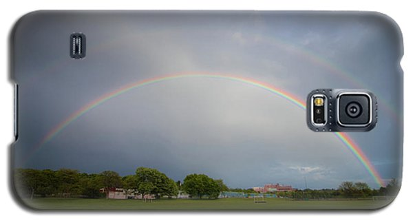 Full Double Rainbow Galaxy S5 Case