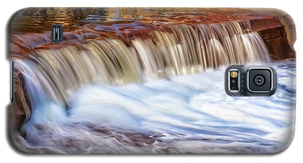 Full Flow, Noble Falls, Perth Galaxy S5 Case by Dave Catley