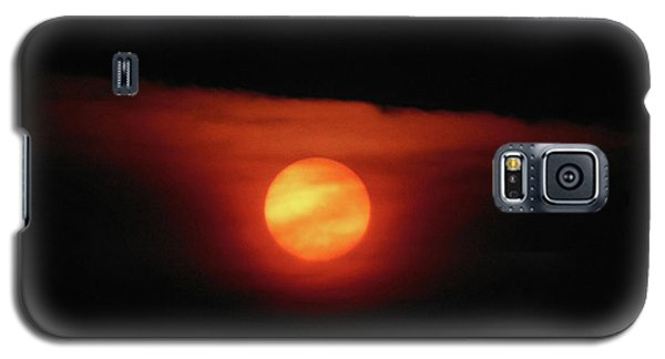 Full Harvest Moon Galaxy S5 Case