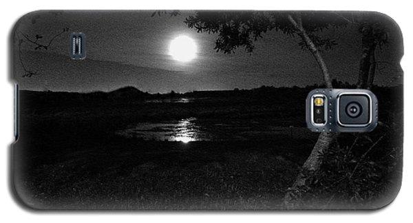 Full Moon 05 Galaxy S5 Case by Terri Mills