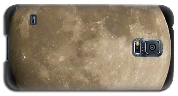 Full Moon 2016 Galaxy S5 Case