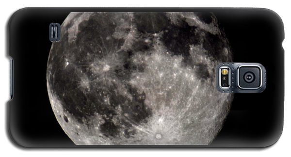 Full Moon 7-31-15 Galaxy S5 Case