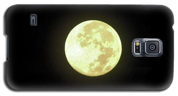 Full Moon August 2014 Galaxy S5 Case