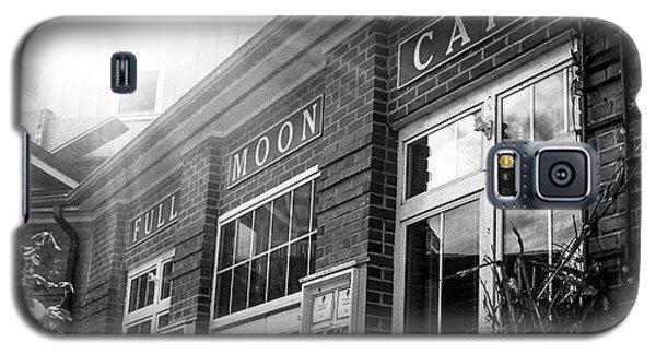 Full Moon Cafe Galaxy S5 Case