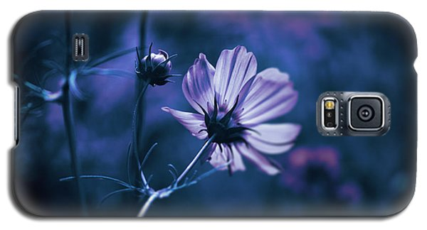Galaxy S5 Case featuring the photograph Full Moon Cosmos by Douglas MooreZart