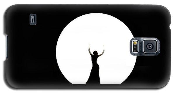 Full Moon Dance Galaxy S5 Case