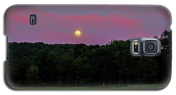Full Moon Galaxy S5 Case by Jean Haynes