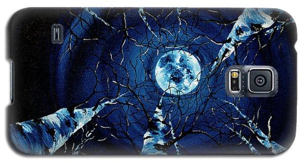 Full Moon Galaxy S5 Case
