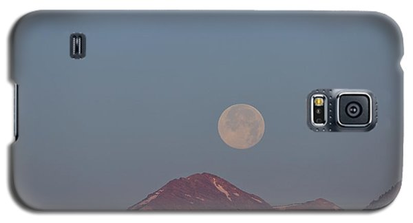 Full Moon Over The Tetons Galaxy S5 Case