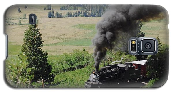 Full Steam Ahead Galaxy S5 Case