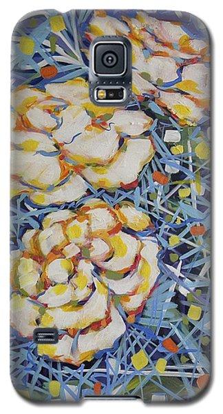 Fun Flowers Galaxy S5 Case