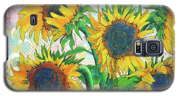 Funflowers Galaxy S5 Case
