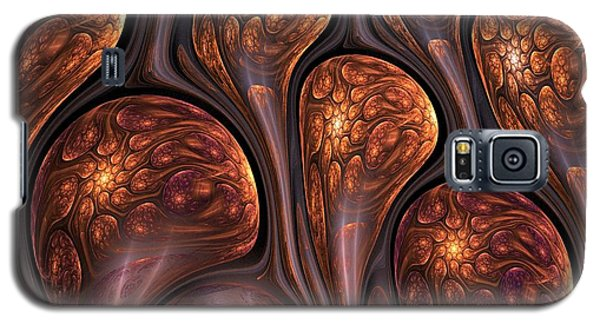 Funghi Flow Galaxy S5 Case