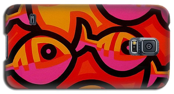 Funky Fish Iv Galaxy S5 Case
