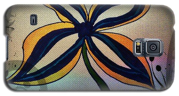 Funky Flower Galaxy S5 Case