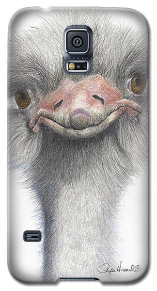 Funny Face Galaxy S5 Case