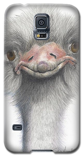 Funny Face Galaxy S5 Case