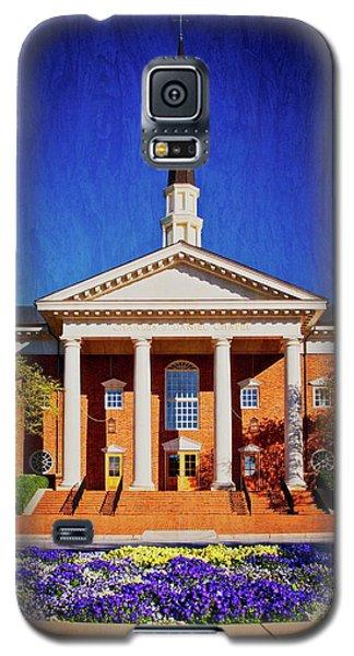 Charles E. Daniel Chapel, Furman University, S.c. Galaxy S5 Case