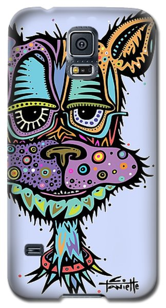 Furr-gus Galaxy S5 Case by Tanielle Childers