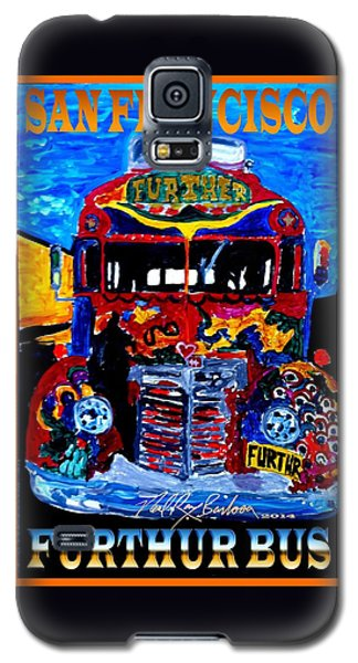 50th Anniversary Further Bus Tour Galaxy S5 Case