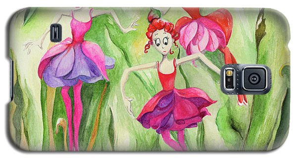 Fuschia On Discovering The Truth Galaxy S5 Case
