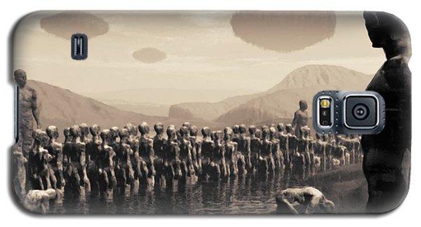 Future Cattle Galaxy S5 Case
