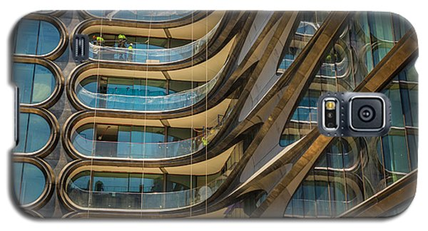 Futuristic Residence Galaxy S5 Case