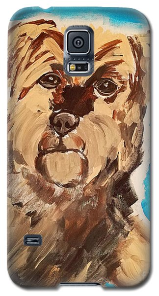 Fuzzy Boy Galaxy S5 Case