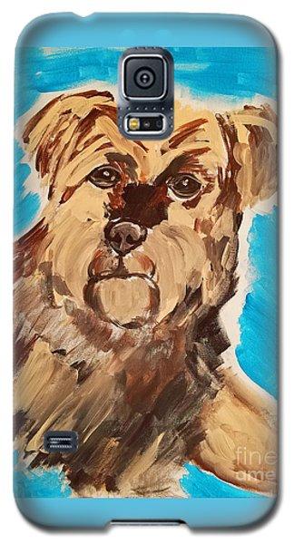 Fuzzy Boy Galaxy S5 Case