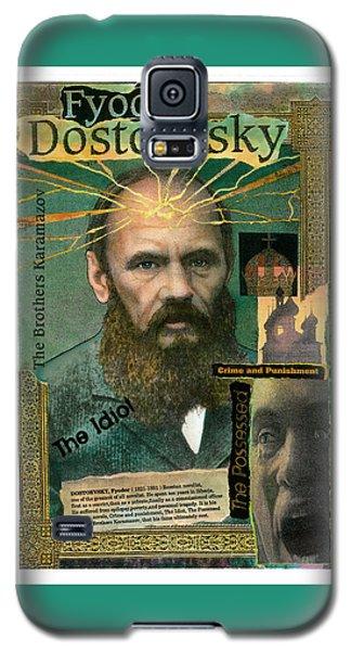 Fyodor Dostoevsky Galaxy S5 Case