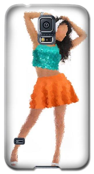 Gaby Galaxy S5 Case