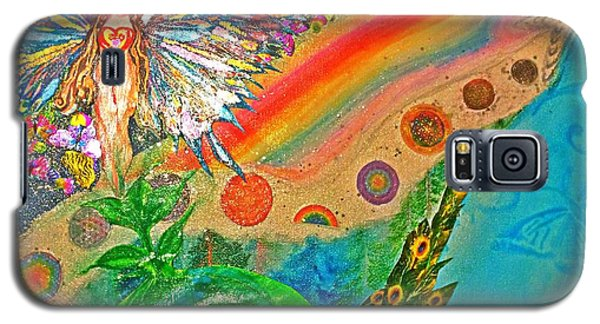 Gaia Galaxy S5 Case