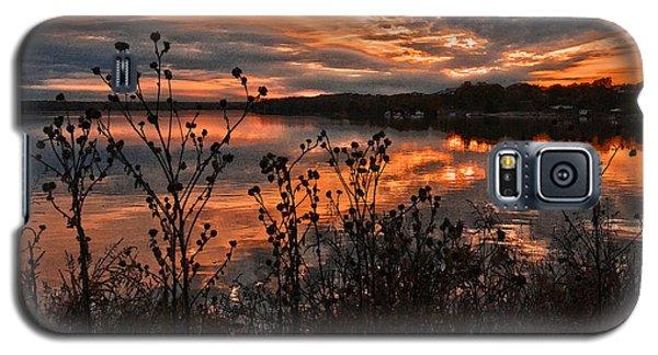 Gainesville Sunset 2386w Galaxy S5 Case