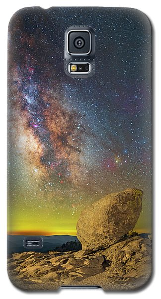 Galactic Erratic Galaxy S5 Case
