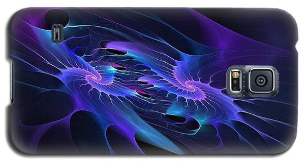Galaxy Merger Galaxy S5 Case