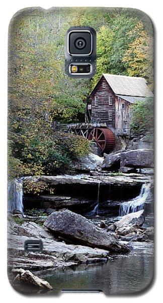 Galaxy S5 Case featuring the photograph Galde Creek 2 by Ann Bridges