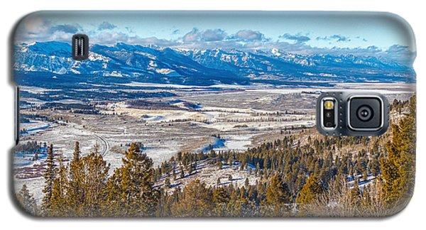 Galena Summit Idaho Galaxy S5 Case