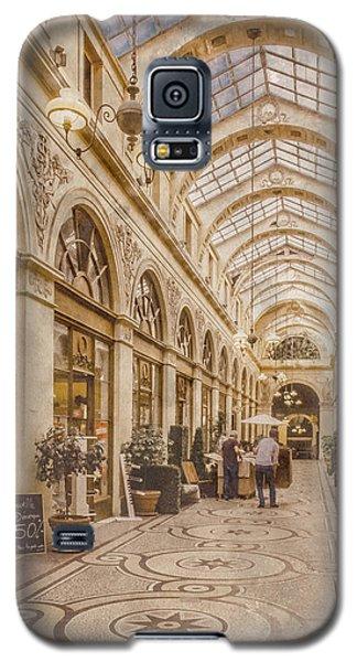 Paris, France - Galerie Vivienne Galaxy S5 Case