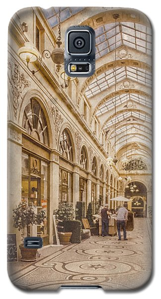 Paris, France - Galerie Vivienne Galaxy S5 Case