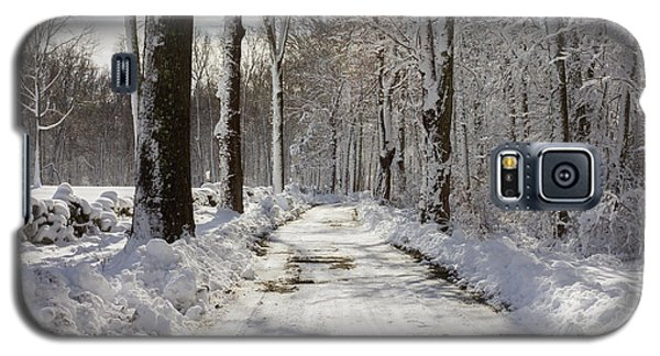 Gales Ferry Winter Wonderland Galaxy S5 Case