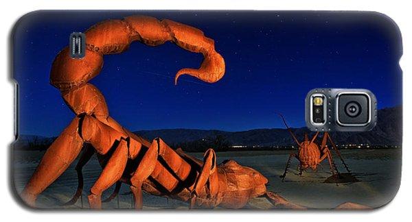 Galleta Meadows Estate Sculptures Borrego Springs Galaxy S5 Case