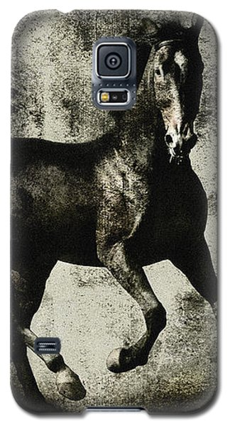 Galloping Horse Artwork Galaxy S5 Case