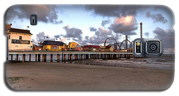 Galveston Island Historic Pleasure Pier Galaxy S5 Case