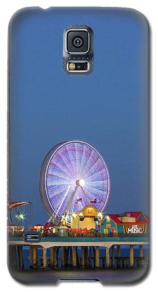 Galveston Pier  Galaxy S5 Case