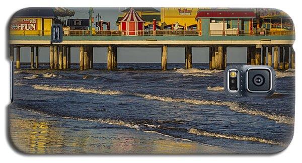 Galveston Pleasure Pier  Galaxy S5 Case