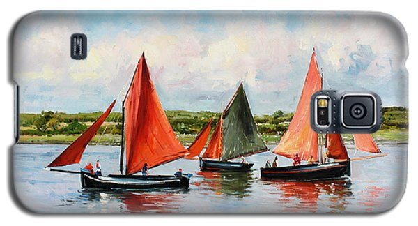 Galway Hookers Galaxy S5 Case by Conor McGuire