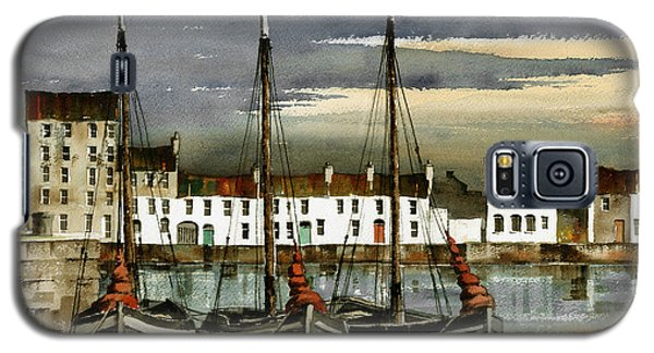 Galway.. Hookers In The Cladagh Galaxy S5 Case